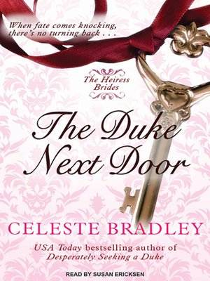 cover image of The Duke Next Door