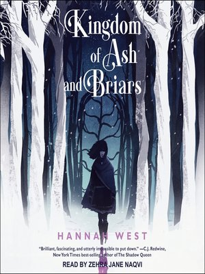 cover image of Kingdom of Ash and Briars