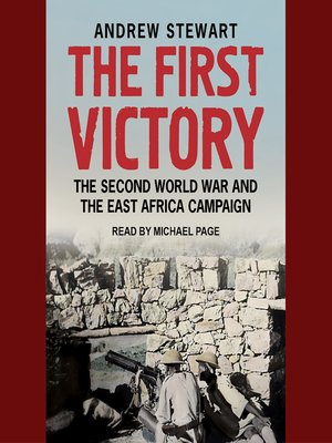 cover image of The First Victory