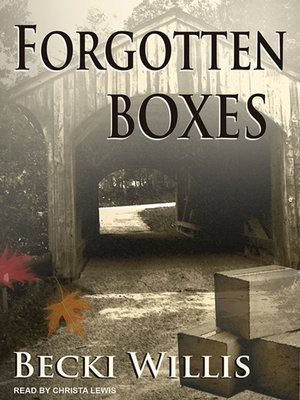 cover image of Forgotten Boxes