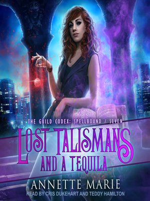 cover image of Lost Talismans and a Tequila