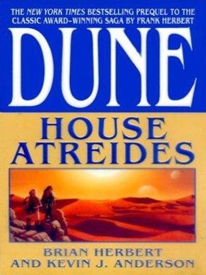 cover image of Dune--House Atreides