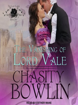 cover image of The Vanishing of Lord Vale