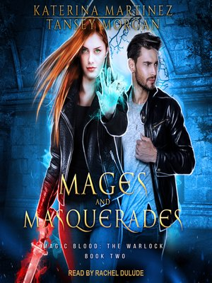 cover image of Mages and Masquerades