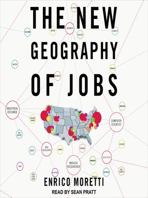 cover image of The New Geography of Jobs