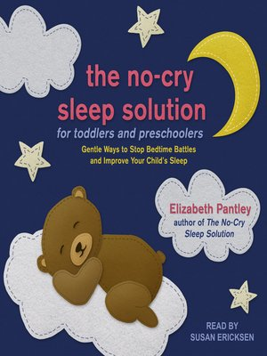 cover image of The No-Cry Sleep Solution for Toddlers and Preschoolers