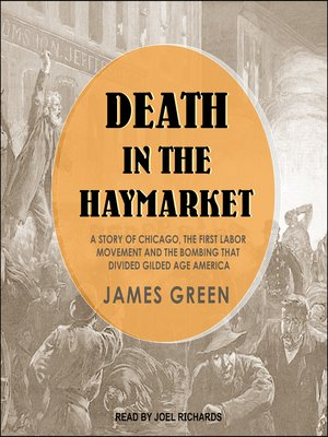 cover image of Death in the Haymarket