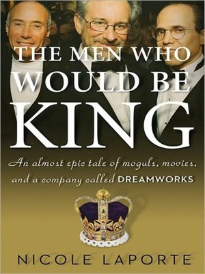 cover image of The Men Who Would Be King