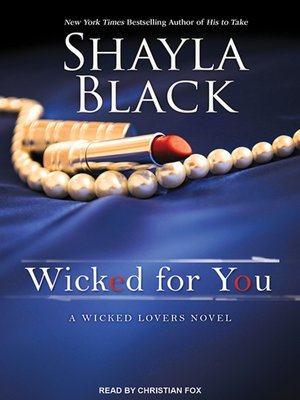cover image of Wicked for You