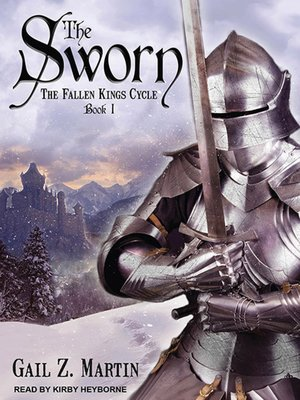 cover image of The Sworn