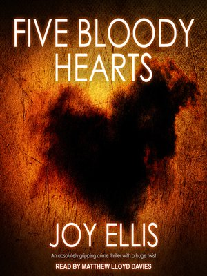 cover image of Five Bloody Hearts