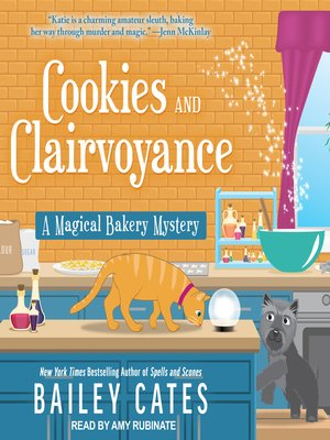 cover image of Cookies and Clairvoyance