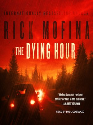 cover image of The Dying Hour