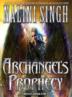 cover image of Archangel's Prophecy