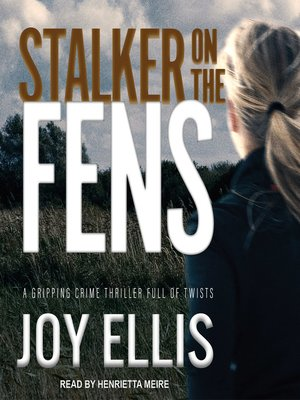 cover image of Stalker on the Fens