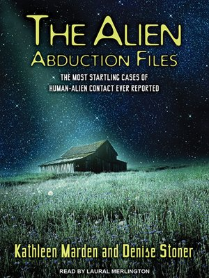 cover image of The Alien Abduction Files