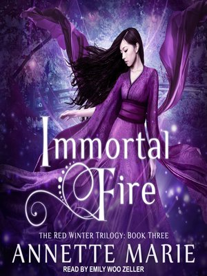 cover image of Immortal Fire