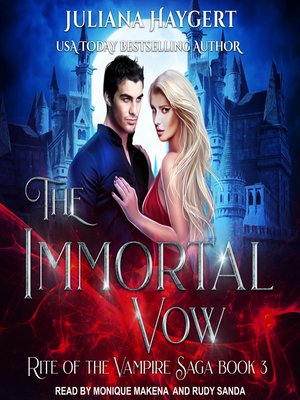 cover image of The Immortal Vow