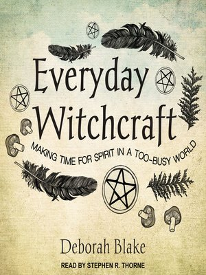 cover image of Everyday Witchcraft
