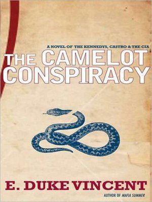 cover image of The Camelot Conspiracy