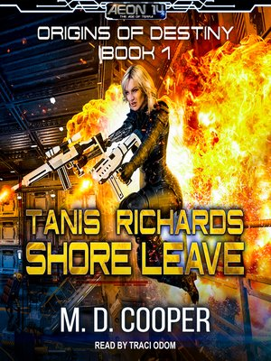cover image of Tanis Richards--Shore Leave