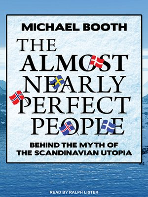 cover image of The Almost Nearly Perfect People