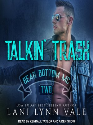 cover image of Talkin' Trash