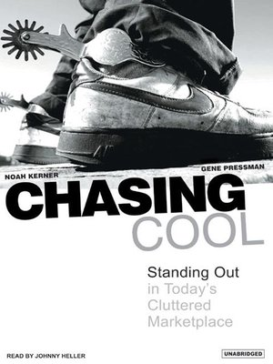 cover image of Chasing Cool