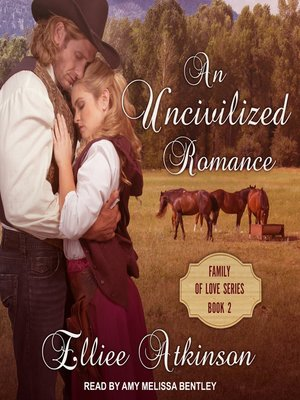 cover image of An Uncivilized Romance