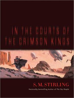 cover image of In the Courts of the Crimson Kings