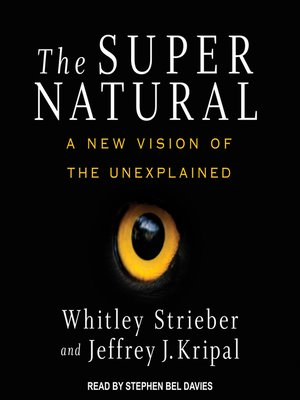 cover image of The Super Natural