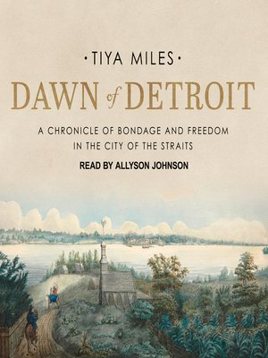cover image of Dawn of Detroit