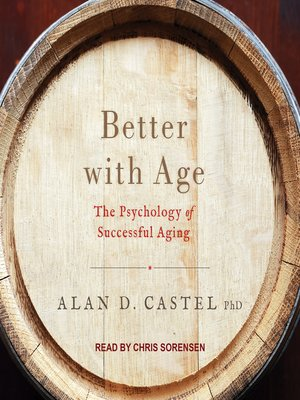 cover image of Better with Age