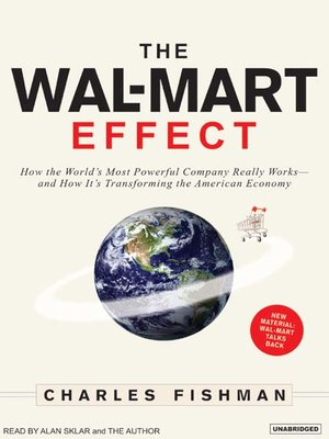 cover image of The Wal-Mart Effect