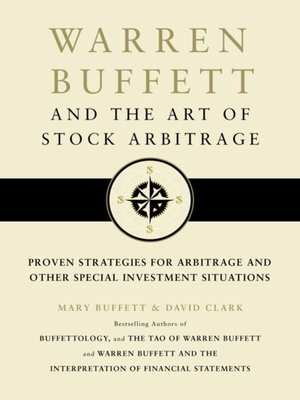 cover image of Warren Buffett and the Art of Stock Arbitrage