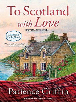 cover image of To Scotland With Love
