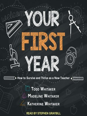 cover image of Your First Year