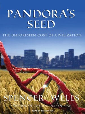 cover image of Pandora's Seed