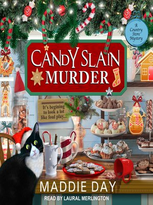 cover image of Candy Slain Murder