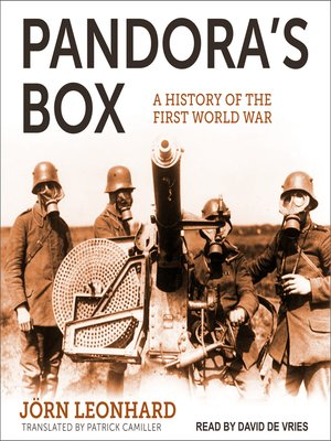cover image of Pandora's Box
