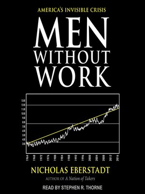 cover image of Men Without Work