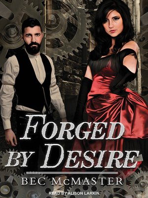 cover image of Forged by Desire