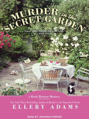 cover image of Murder in the Secret Garden
