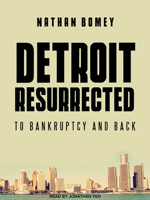 cover image of Detroit Resurrected