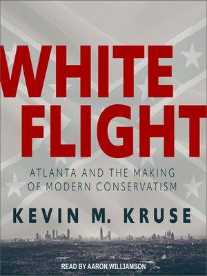 cover image of White Flight