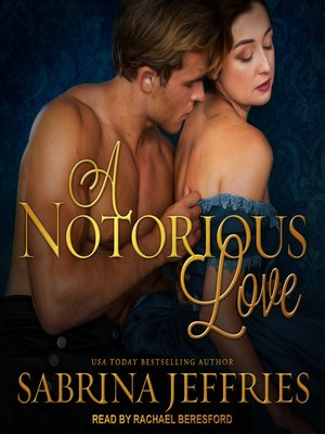 cover image of A Notorious Love