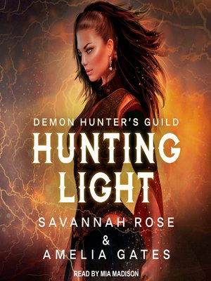 cover image of Hunting Light