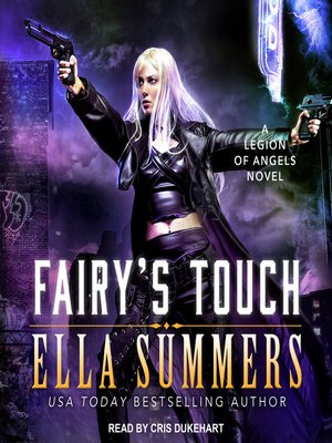 cover image of Fairy's Touch