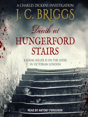cover image of Death at Hungerford Stairs