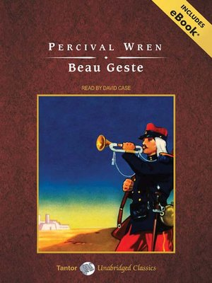 cover image of Beau Geste